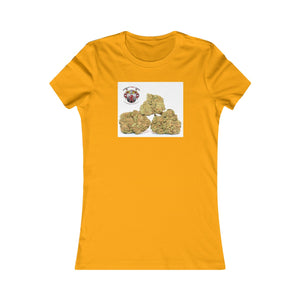 Women's Humboldt Family Strong Big Buds Tee