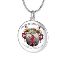 Humboldt Family Strong Single Loop Necklace