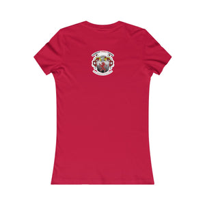 Women's Humboldt Family Strong Mary Jane Tee