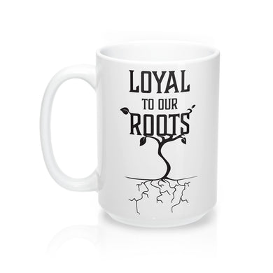 Humboldt Family Strong Roots Mug 15oz