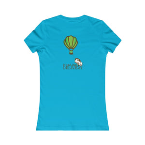 Women's Helidel Healing Delivery V2 Tee