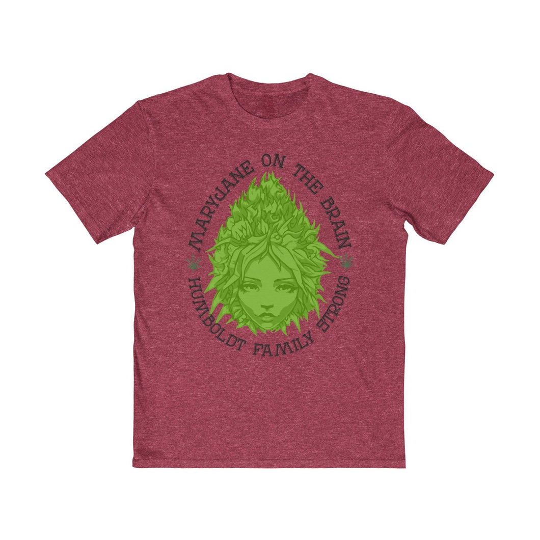Men's Humboldt Family Strong Mary Jane Tee