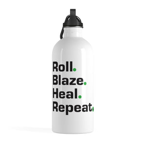 Humboldt Family Strong Mantra Stainless Steel Water Bottle