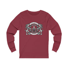 Unisex Humboldt Family Strong Loyal Lions Jersey Long Sleeve Tee