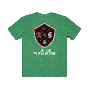 Men's Humboldt Family Strong Together V2 Tee
