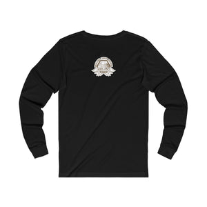Unisex Helibo Kind Bud Jersey Long Sleeve Tee
