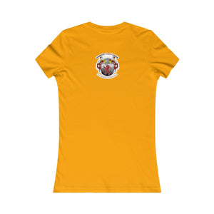 Women's Humboldt Family Strong Roots Tee