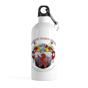 Humboldt Family Strong Stainless Steel Water Bottle