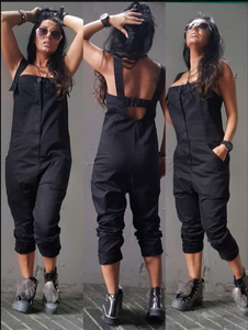 Jumpsuit open Back