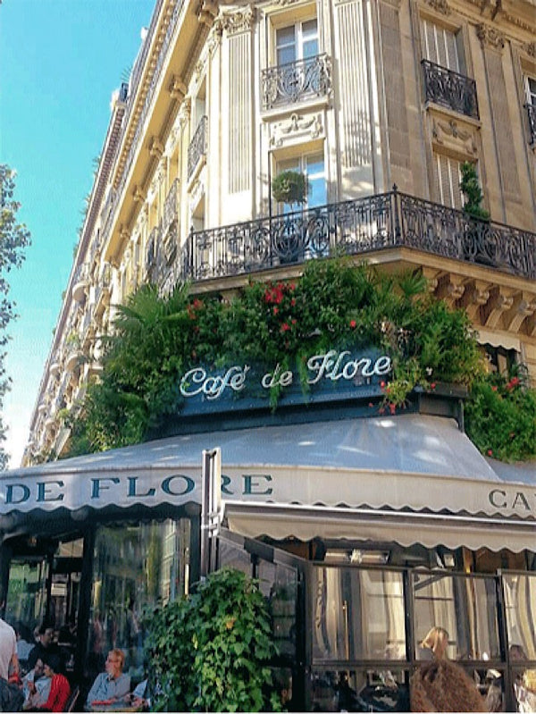 Paris - favorite coffee spot
