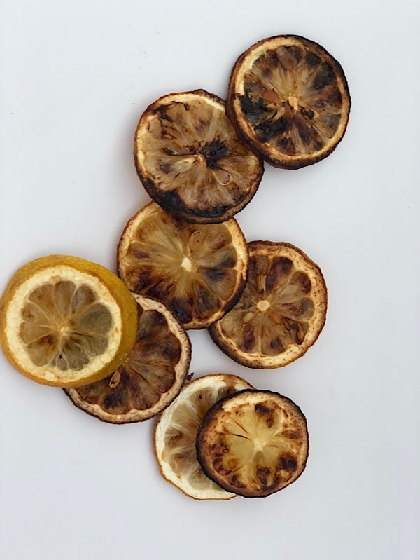 Roasted lemon