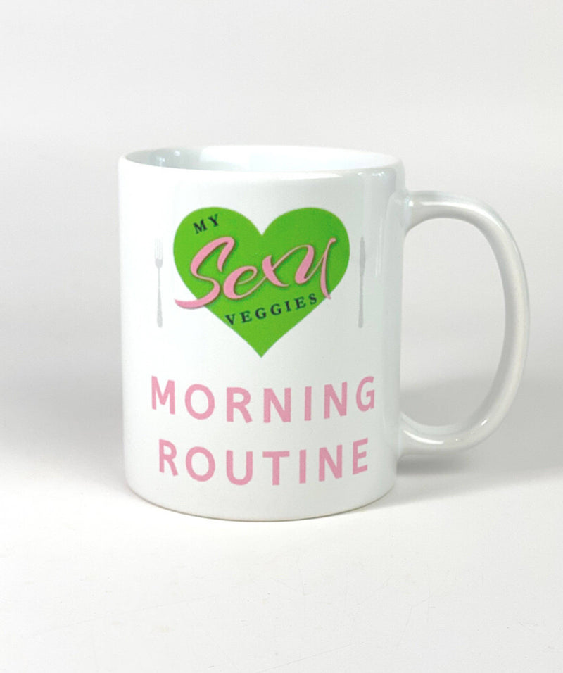 Sexy Morning Mug - mysexyveggies.com