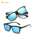 Once Again Cut Prices-85% OFF DISCOUNT--5 in 1 Magnetic Lens Swappable Sunglasses(Factory Outlet)