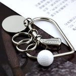 Golf Key Chain