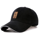 Golf Snapback Adjustable Man - Cotton