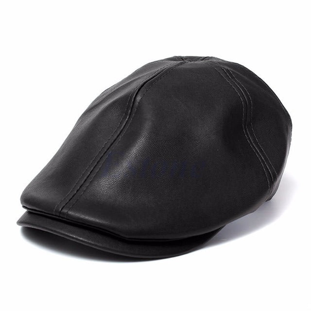 Ivy Cap Faux Leather