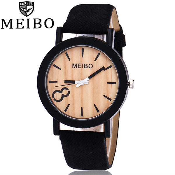 MEIBO Wooden Watch