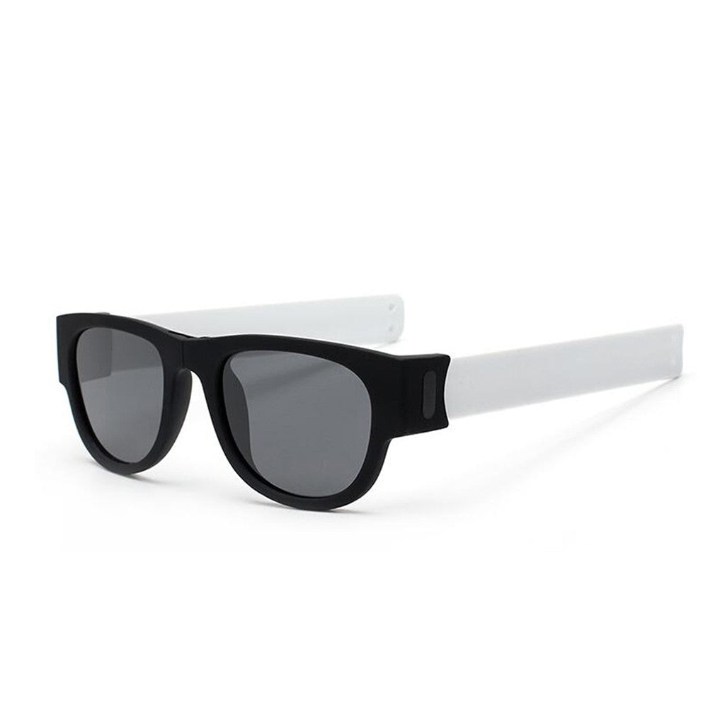 Polarized Folding Bracelet Sunglasses