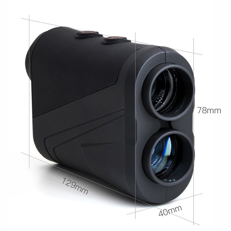 Handheld Monocular Golf Laser Range Finder