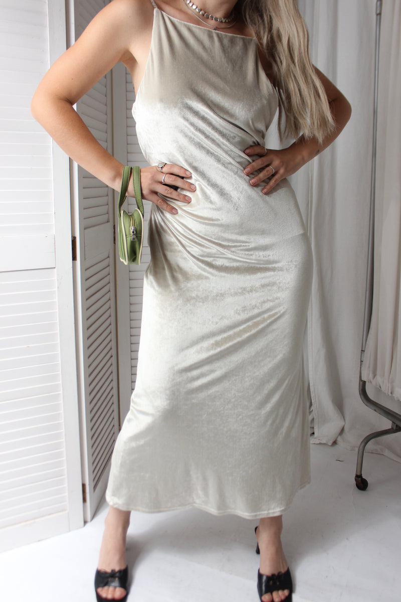 Vintage 90s Cropped Green American Football T-Shirt