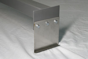 End Plates For Hoist Lifter Bar