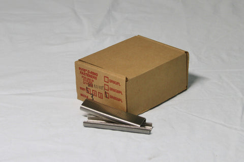 Hog Ring Staples - qty 2,500