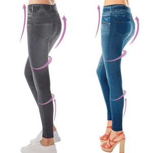 Plush™ Jeans-Leggings