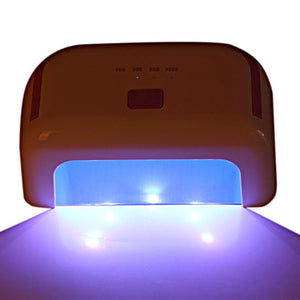 LED UV Nagel Quick Dry 12W