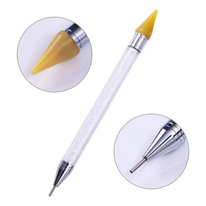 Dual-ended Nagel Kunst Stift