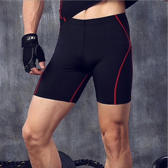 Atmungsaktive Compression Fitness Shorts