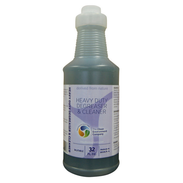 Heavy Duty Degreaser and Cleaner