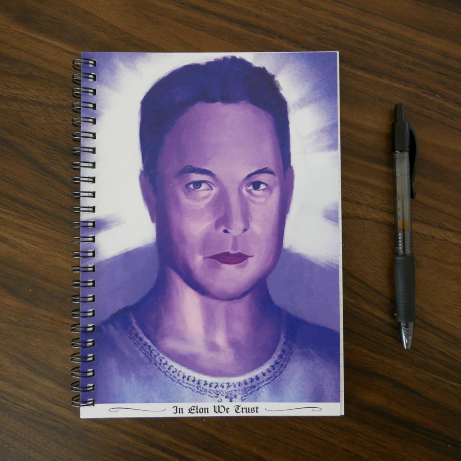 We Trust Elon Journal