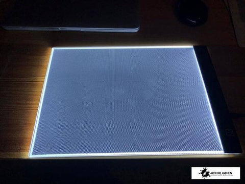 PWD Ultra-Thin LED Light Box