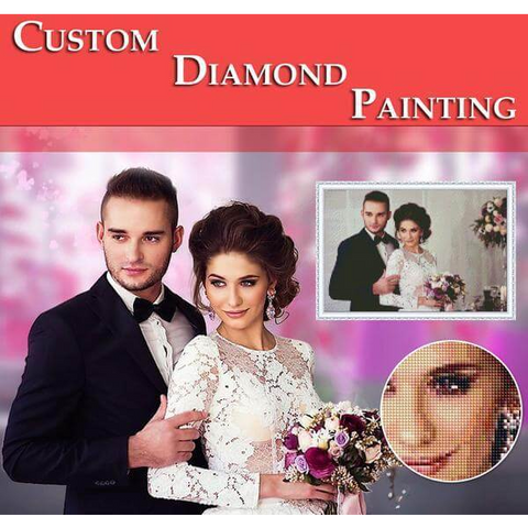 Image of Custom Diamond Painting