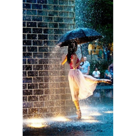 Image of Dancing in the Rain