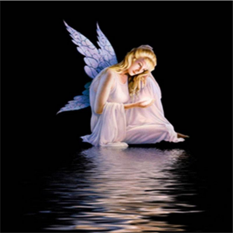 Image of Fairy on Water