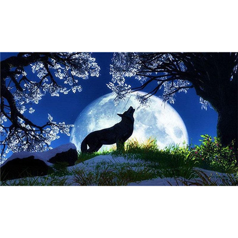 Image of Howling at the Moon 3