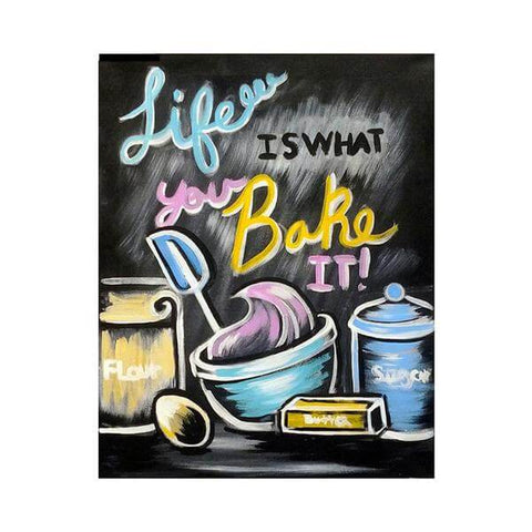 Image of Life is What You Bake It