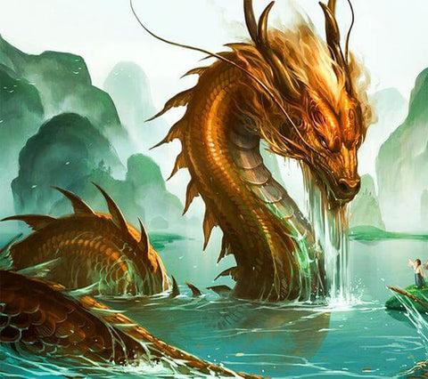 Image of Dragons