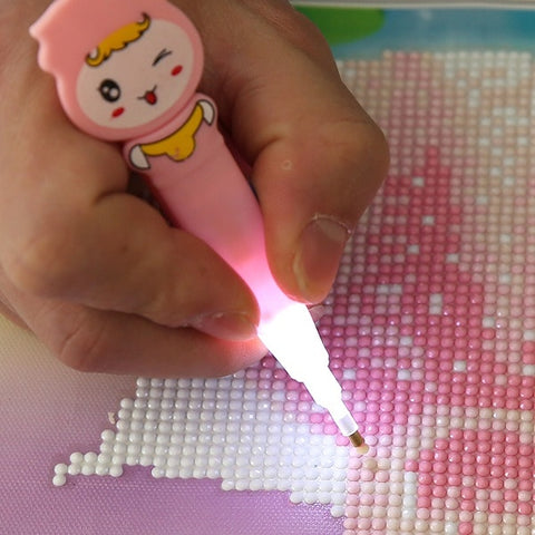 Light-Up Diamond Pens