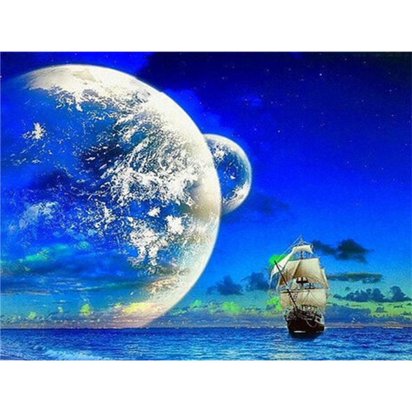 Sailing to the Moon