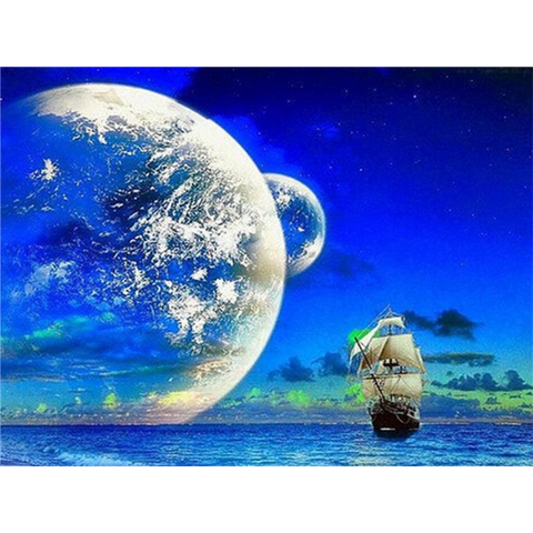 Image of Sailing to the Moon