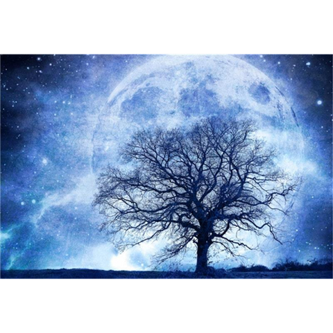 Image of Tree in the Moon