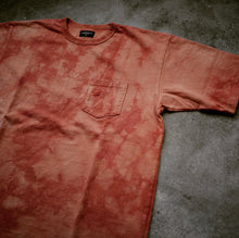 HANGEReering TAI DAI POCKET TEE -- ORANGE