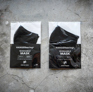 HANGEReering WASHABLE MASK