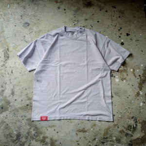 1. HANGEReering x MINE DUCT TAPE SS (GRAMENT DYE GRAY)