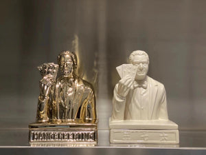 "3.HANGEReering x 576 CAVE MACAU CLOTHING ""GOD OF GAMBLERS"" INCENSE CHAMBER"
