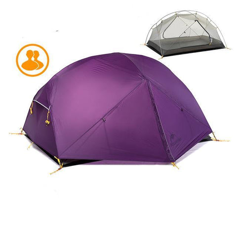 2 Person Mongar Double Layer Tent