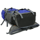 60L Waterproof Travelling Hiking Backpack