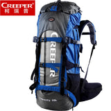 Creeper Waterproof Backpack  60L